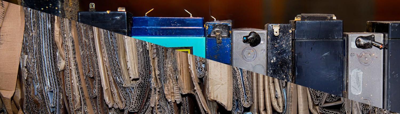 Batterie- und Verpackungsrücknahme