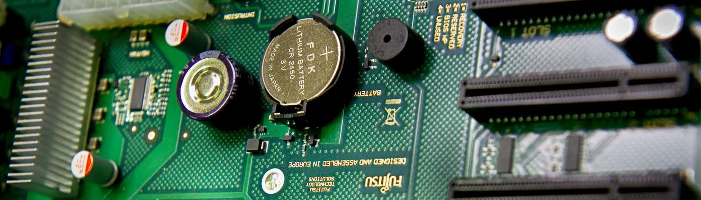 Lösungen für Batteriehersteller